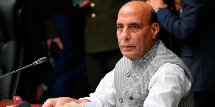 India Faces Challenges on Borders, Will Defend Territorial Integrity: Rajnath