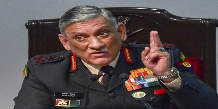 Pak Remains Epicentre of Armed Islamist Insurgency and Terrorism: General Bipin Rawat