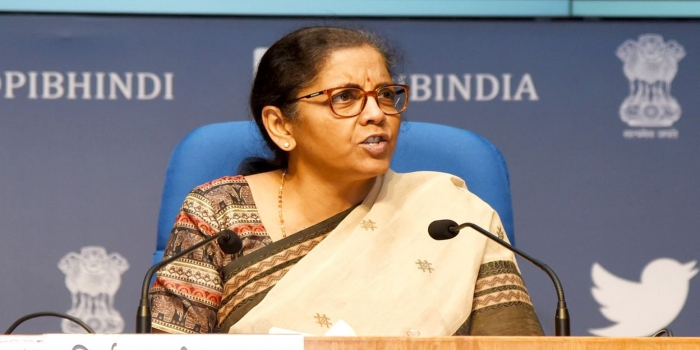 GST Exemption May Lead to Price Hike of Vaccines: FM Sitharaman