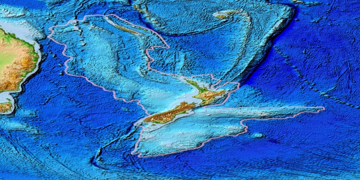 Zealandia is the World's Newest Continent