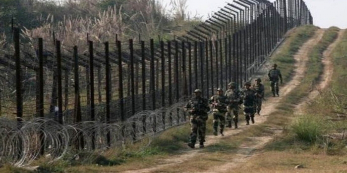 India Slammed Pak Army for Pushing Terrorists Into Jammu & Kashmir