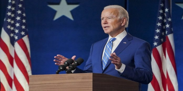 Biden Declares His Administration 'Ready to Lead the World'
