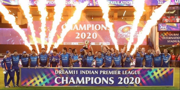 Mumbai Indians Beat Delhi Capitals by 5 wickets, Win 5th IPL Title