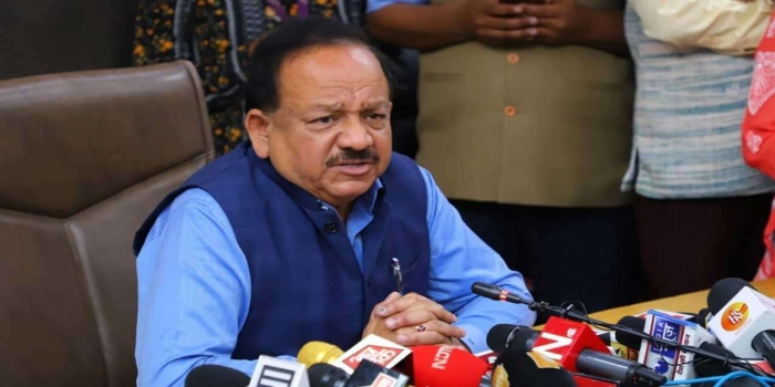 India Aim to Vaccinate 20-25 Crore People Against Covid-19 by July 2021: Harsh Vardhan